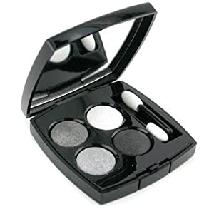 cha nel Eye Care, 4x0.3g Les 4 Ombres Eye Makeup - No. 93 Smoky Eyes for Women