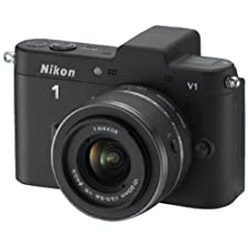Nikon 1 V1 Systemkamera, 10 MP