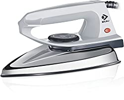 Bajaj DX 2 600-Watt Light Weight Dry Iron (Grey)