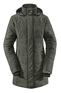 Vaude Women's Norquay Coat - Green, Size 44
