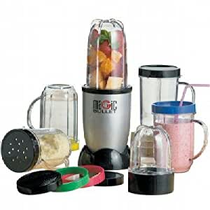 Magic Bullet Complete 21 Piece Mix and Chopping System As Seen on TV