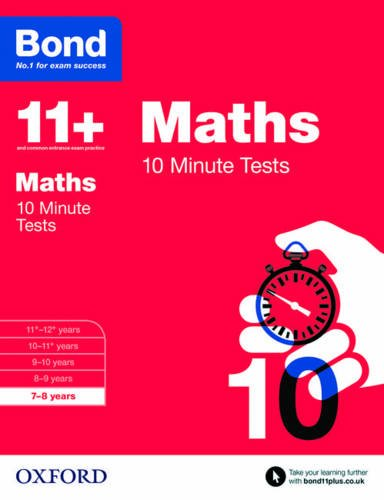 bond-11-maths-10-minute-tests-7-8-years