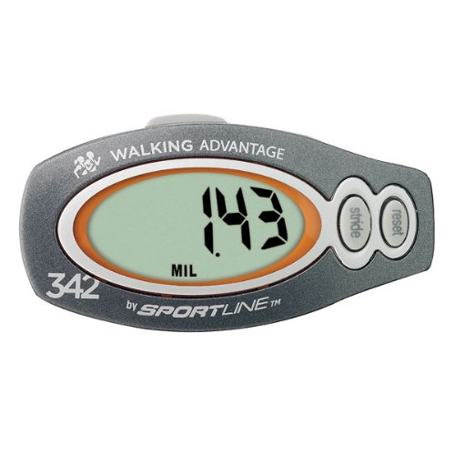 Image of Walking pedometer (B003NV4TZK)