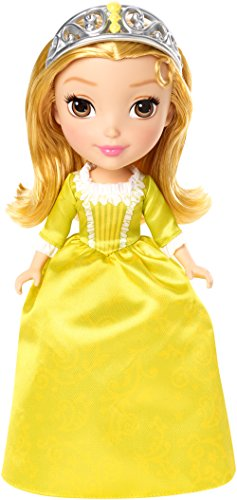 "Disney Sofia the First 9"" Princess Amber Doll"