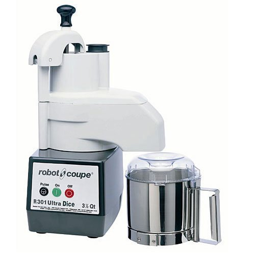 Commercial Dicing Food Processor - 3-1/2 Qt.