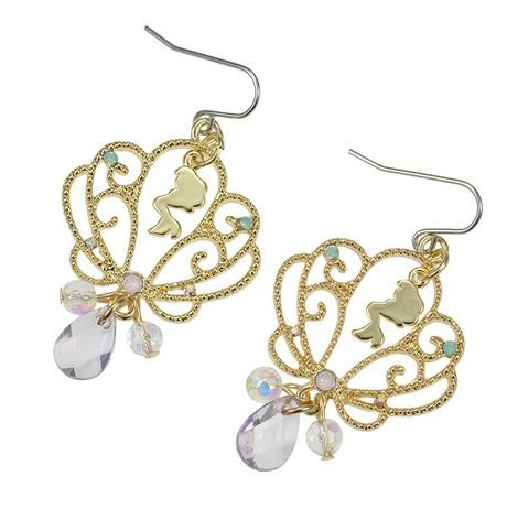 [Official Disney] piercing shells Ariel (Disney accessories) regular products