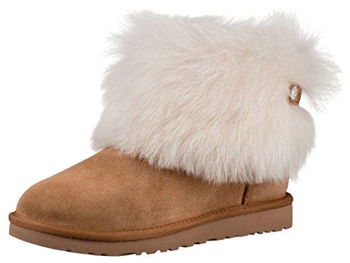 ugg-australia-womens-valentina-womens-leather-boots-with-fur-in-size-39-eu-6-uk-size-on-the-box-65-u