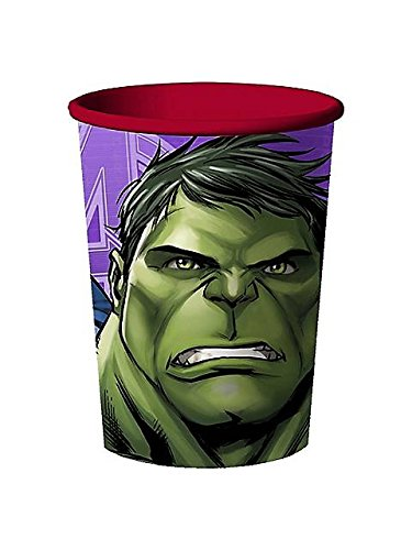 Avengers 'Assemble' Reusable Keepsake Cups (2ct)