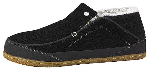 Cheap Smartwool Men's Steak & Eggs Chukka Slippers -Black (B006VV7JJM)