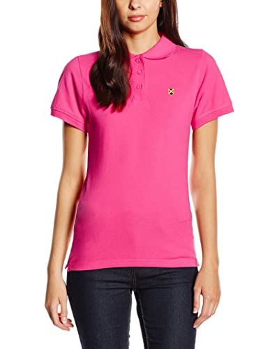POLO CLUB Polo Miss Color M/C Sra Fucsia