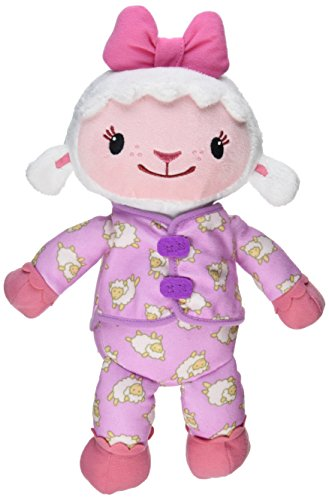 Disney Sleepy Time Lambie Plush