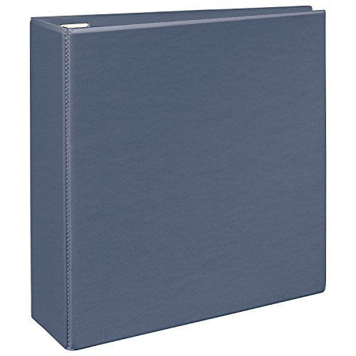 Avery Heavy-Duty View Binder With 4-Inch One Touch EZD