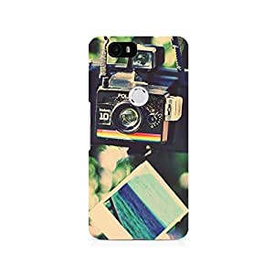TAZindia Printed Hard Back Case Cover For Huawei Nexus 6P