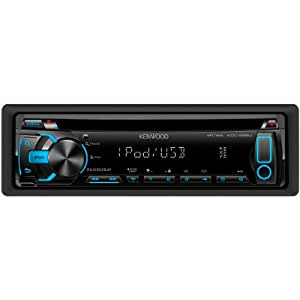 Kenwood KDC-255U In-Dash USB/CD Receiver - Made For iPhone