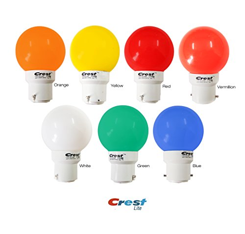 0.5W-Vermillion-LED-Bulbs-(Pack-Of-3)