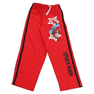 Track Pants - Spider-Man