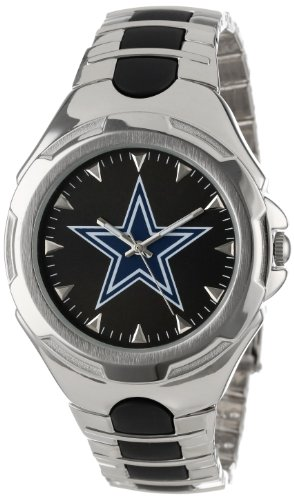 Game Time NFL Men's NFL-VIC-DAL Victory Series Dallas Cowboys Watch