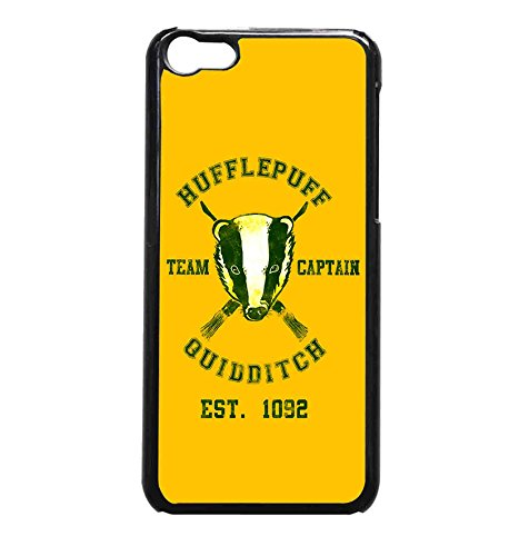 Hufflepuff Team Captain Quidditch Cases Cover iPhone 5C F6Y6LC