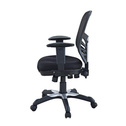best deals lexmod articulate black mesh office chair budkoo