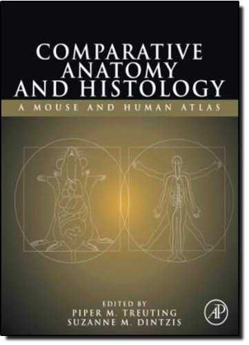 Comparative Anatomy and Histology: Expert Consult: Online and Print: A Mouse and Human Atlas