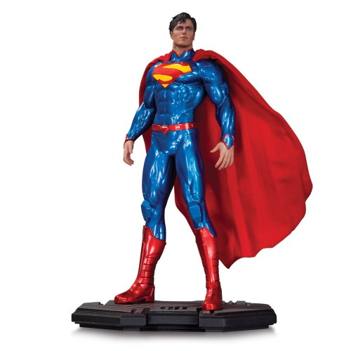 Superman Statue
