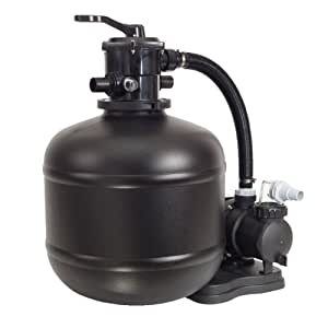 Ultra quiet above ground pool pump filter for Garden pool pumps and filters