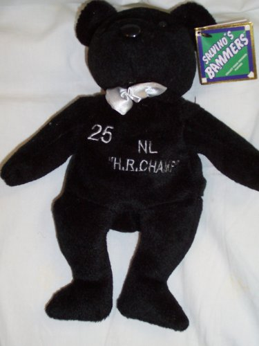 Salvinos Bammers 1998 Tuxedo Bears Mark McGwire #25 NL Home Run Champion