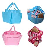 2 Colors Portable Baby Diaper Water Milk Bottle Pouch Storage