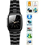 Tw810 - 1.6 Inch Unlocked Watch Cell Phone (Java, Mp3, Mp4, Bluetooth)