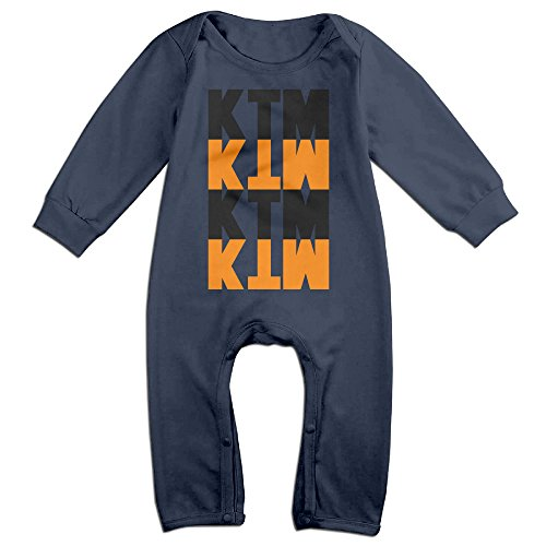 km-racing-navy-cute-long-sleeves-variety-baby-onesies-bodysuit-for-toddler-size-24-months
