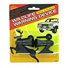 Wind Activated Wildlife Warning Device for Deer(Pair of 2)