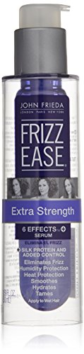 John Frieda Frizz-Ease Extra Strength 6 Effects Serum, 1.69 Ounces Review