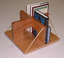 Carousel Book Rack