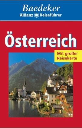 Baedekers Allianz-Reiseführer Österreich [mit