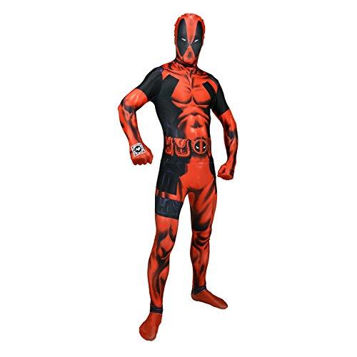 Morphsuits MLZDP2 - Costume di Deadpool Zappar, taglia: XXL