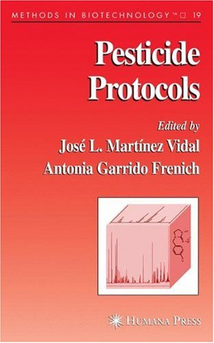 Pesticide Protocols (Methods in Biotechnology)