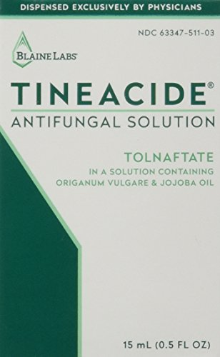 Tineacide Solution AntiFungal Treatment-0.5oz (Formula 3 Antifungal Professional compare prices)