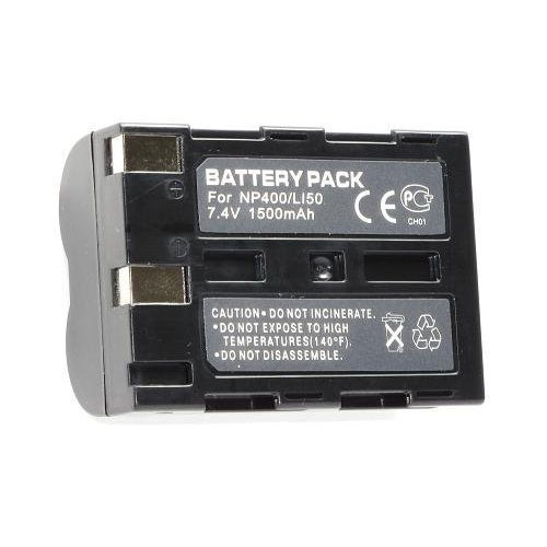NEEWER® LI-50 Battery For Pentax SLRK10 K10D K20D Digital SLR Cameras - D-Li50/NP400 DLi50