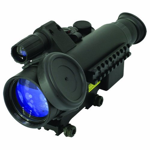 Sightmark Night Raider 2.5x50 Night Vision Rifle Scope