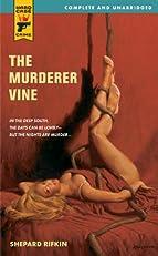 The Murderer Vine (Hard Case Crime)