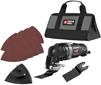 Porter-Cable 12-Pc. 3-Amp Oscillating Tool Kit