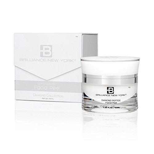 Brilliance New york Women's White Diamond Facial Peel Gel, 1.69 fl oz (Diamond New York compare prices)