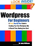 Wordpress for Beginners: A Visual Ste...