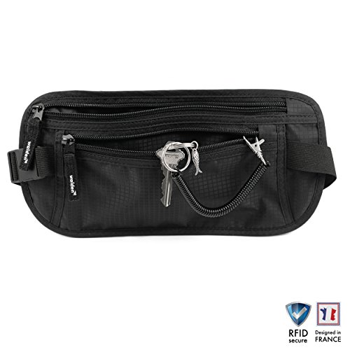slim-money-belt-and-waist-pouch-rfid-blocking-for-men-women-by-walden-travel-fanny-pack-purse-hidden