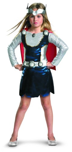 Marvel Universe Thor Girl Costume