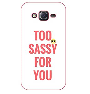 Happoz Samsung Galaxy J7 2016 Model ( J710 ) Cases Back Cover Mobile Pouches Shell Hard Plastic Graphic Armour Premium Printed Designer Cartoon Girl 3D Funky Fancy Slim Graffiti Imported Cute Colurful Stylish Boys D304