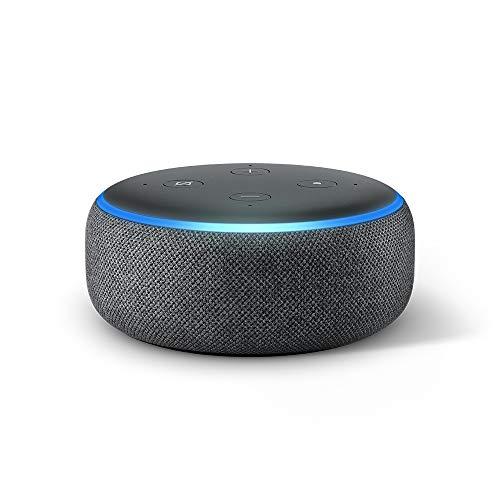 「Echo Dot 第3世代(Newモデル)」46%オフの3,240円に(12/31まで)