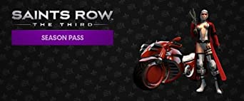 Saints Row: The Third - Season Pass DLC [Online Game Code]