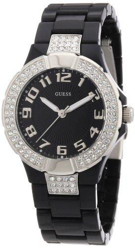 Guess Mini Prism Women s All Black Crystals Set Watch W11611l2 U95198l2 274b969b547