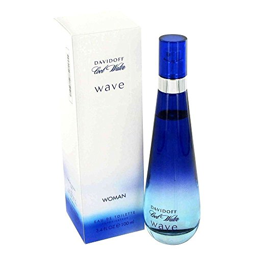 Davidoff - COOL WATER WAVE Eau De Toilette vapo 100 ml